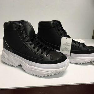 Adidas Originals Kiellor Xtra Women's Black Sz 8.5